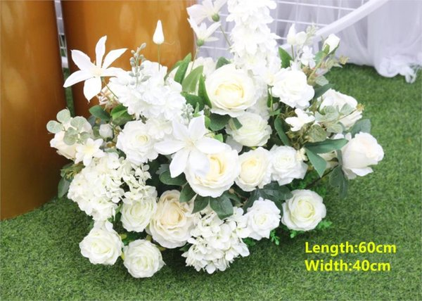 White 60cm flower