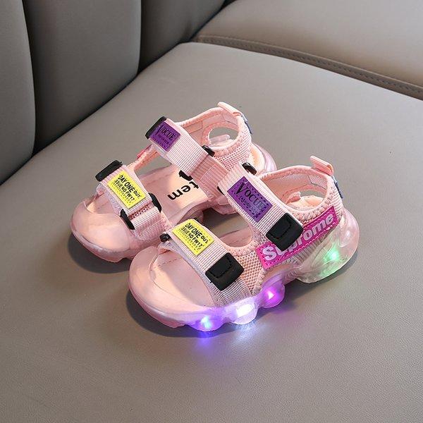 c1819 sandals pink