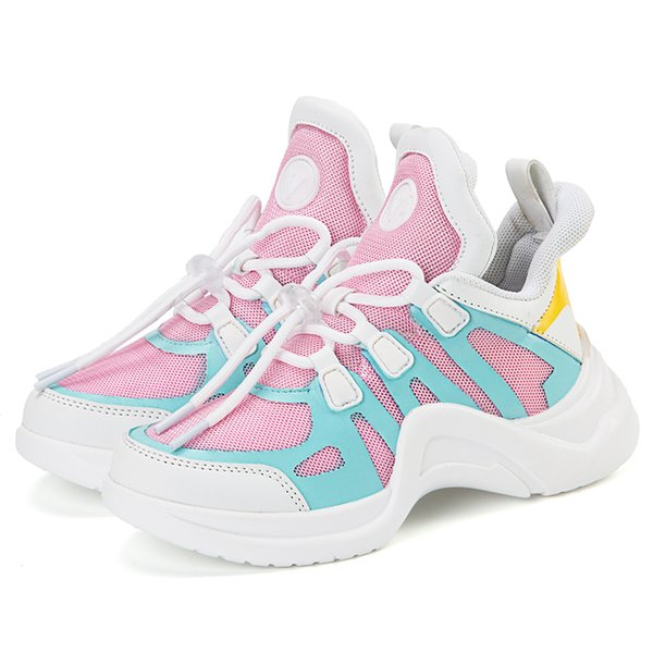 pink kids shoes