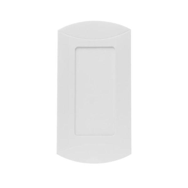 16x7.8x2.5cm blanc
