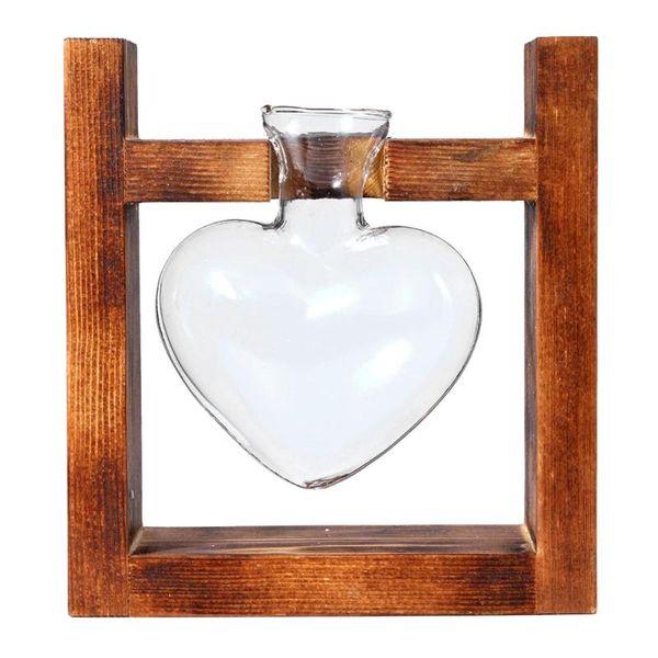 coração 1 vaso