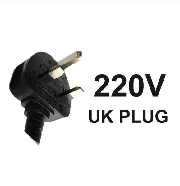 220 вилка Великобритании