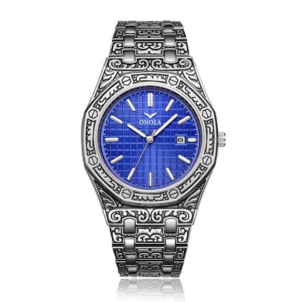 On3812 Gümüş Mavi