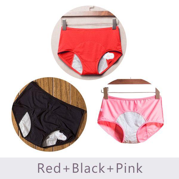 Kırmızı Siyah Pembe