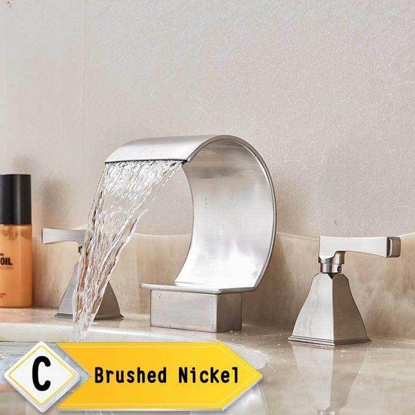 Brushed Nickel C