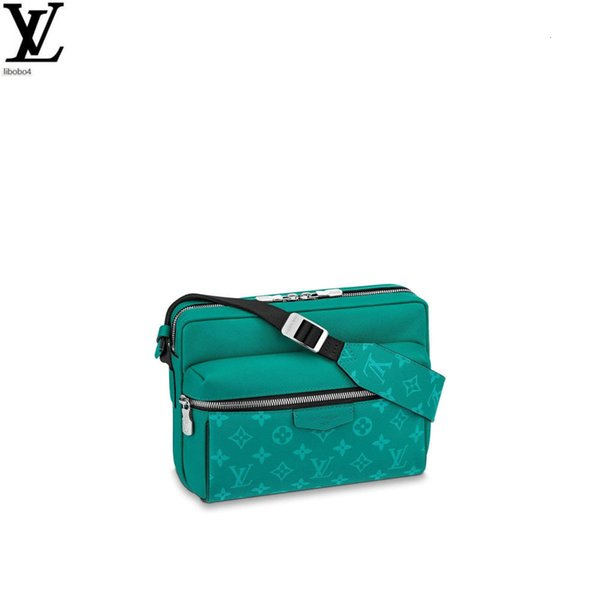 best selling Libobo4 M30241 Green Taga Leather Outdoor Messenger Bag Handbags Bags Top Handles Shoulder Bags Totes Evening