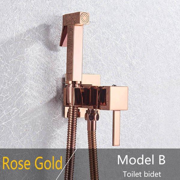 로즈 골드 B