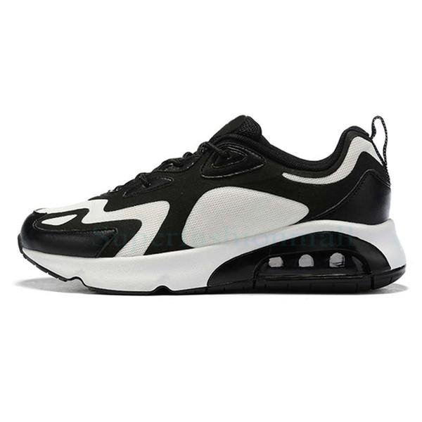 11. black white