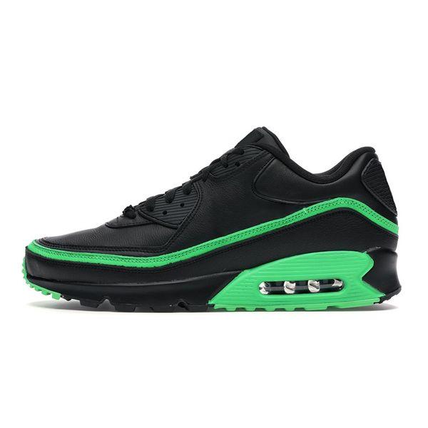 # 13 invaincus Noir Vert