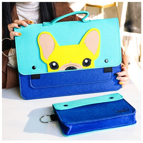 poco Yellow Dog [blu scuro + ciano Gree