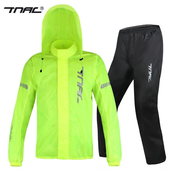 Libellula Split Raincoat Suit (luce E