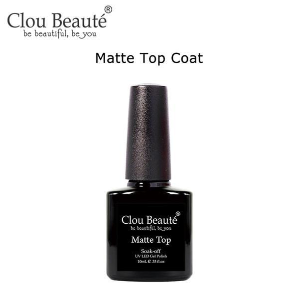 10ml Matte Top Coat