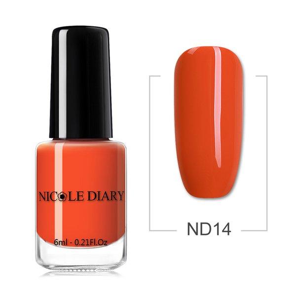 Kırmızı ND14