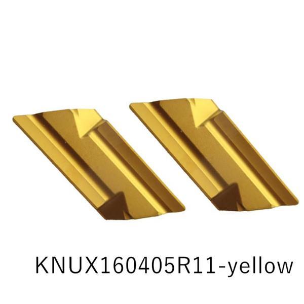 KNUX160405R11 giallo