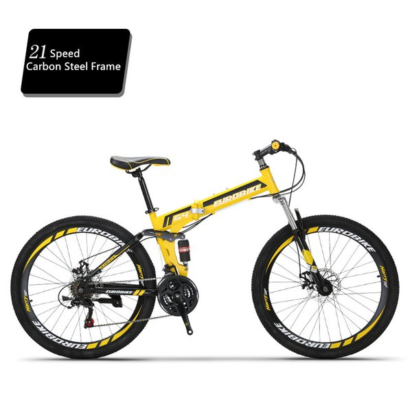 21 Speed A yellow