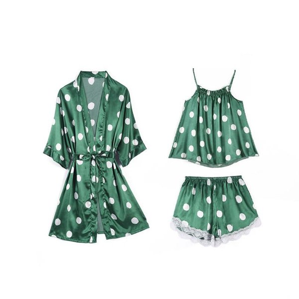 3PCS Set Green