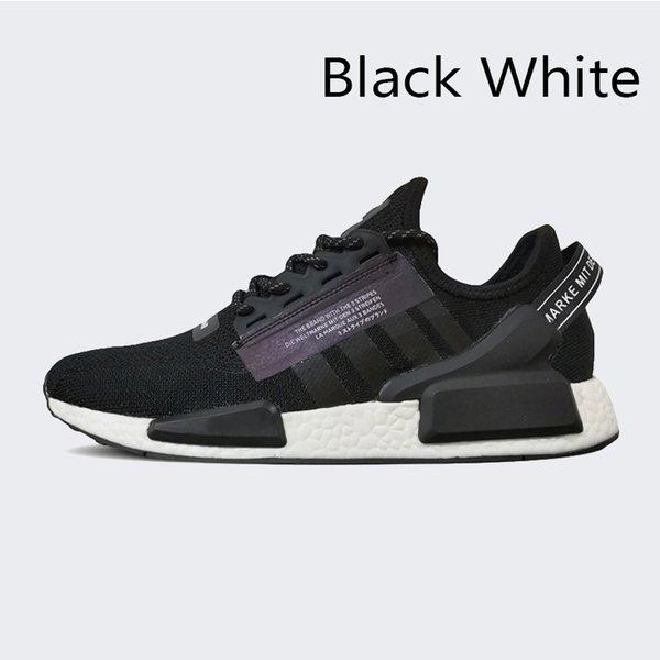 Черно белый