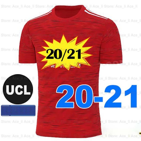 20-21 Home +UCL