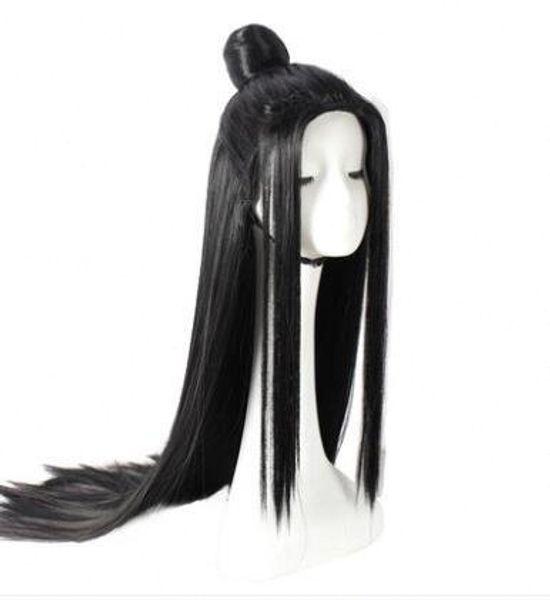 شعر مستعار واحد الحجم MO DAO ZU شي