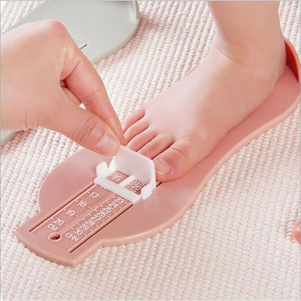 best selling measure ruler kid hand tool for professional multi colors kids Children Baby Foot Shoe Size Measure Tool