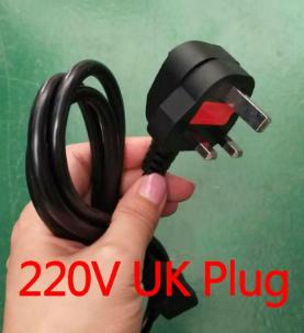 220V enchufe de Reino Unido Sin infrarrojo lejano