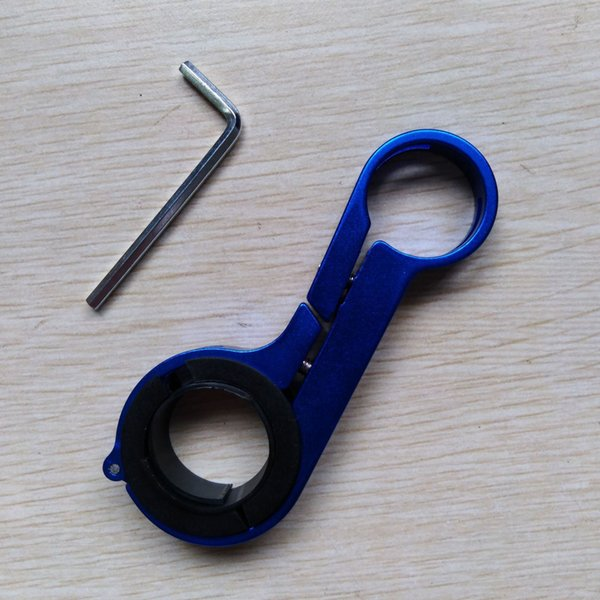 blue bracket