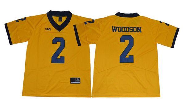 #2 woodson yellow