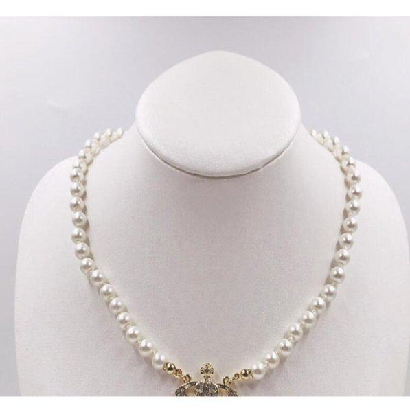YW-0037-perle et or chaîne