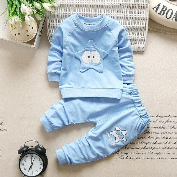 Blue Suit 90cm