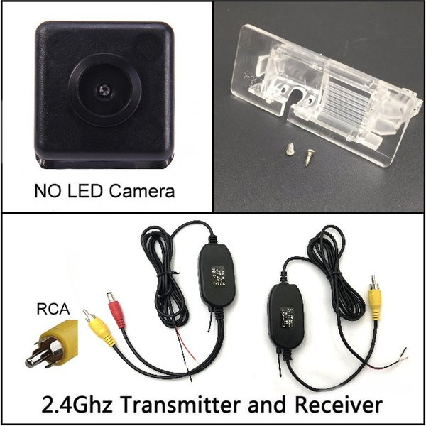 wireless NO LED