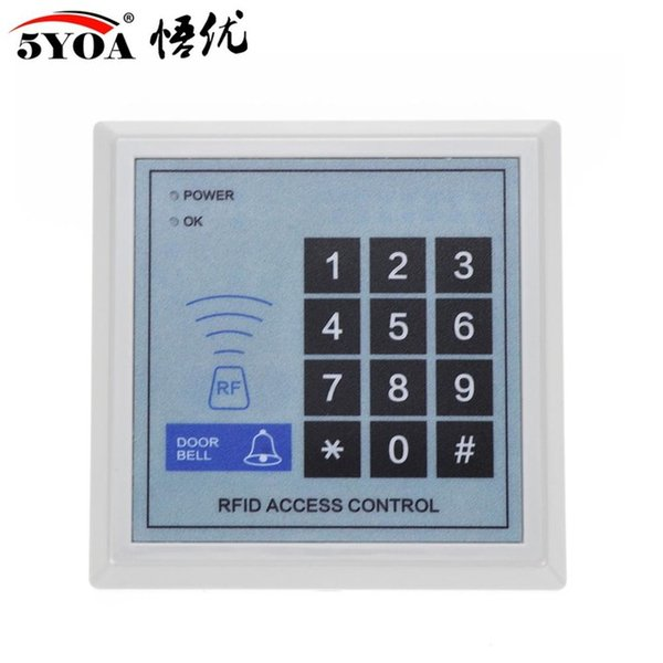Kit di controllo di accesso economici 5yoa RFID Access Control System Device Machine Security Entryimity Entry Need Block Quality
