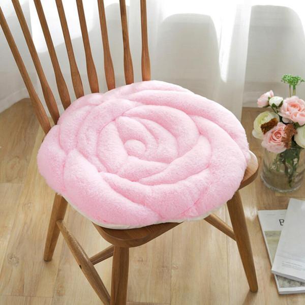45x45cm rose clair