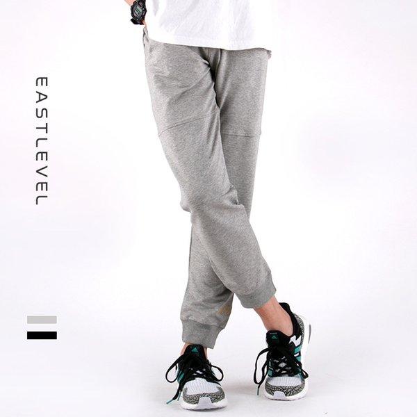 серый вышитые штаны