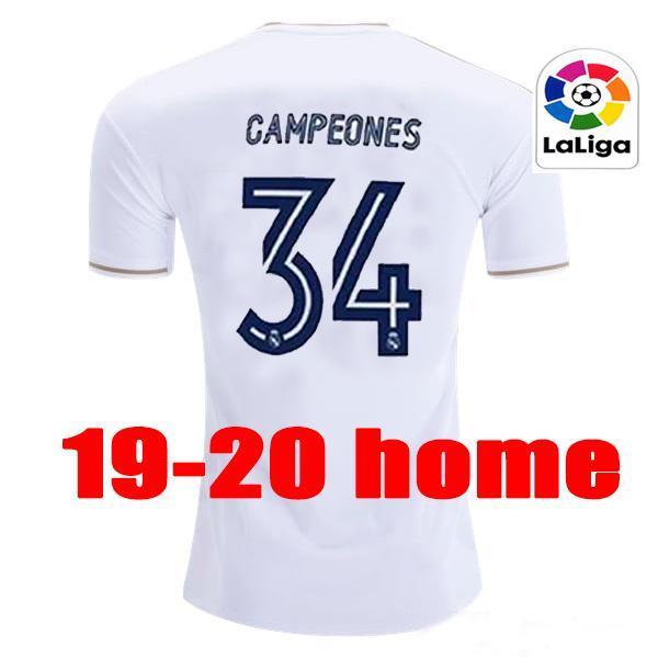 34 CAMPEONES + LFP