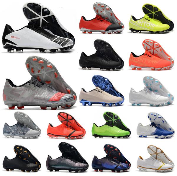 best selling 2020 Men Phantom Venom VNM Elite FG Neighborhood Pack Future DNA Soccer Football Shoes Boots Cleats Size US 6.5-11