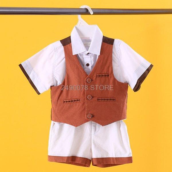 Shirt Vest Shorts