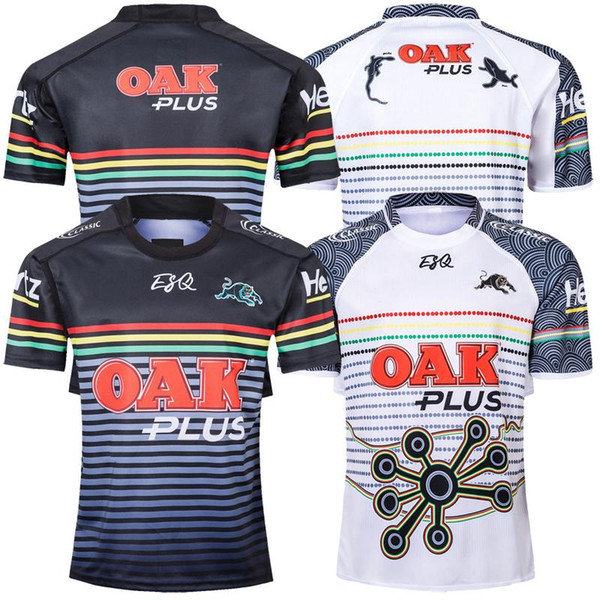 best selling 2019 Penrith Panthers Indigenous Rugby Jerseys 2019 2020 Rugby Penrith Panthers National League rugby Australia NRL shirts Size S-3XL