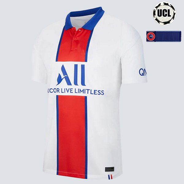 20 21 Away With UCL