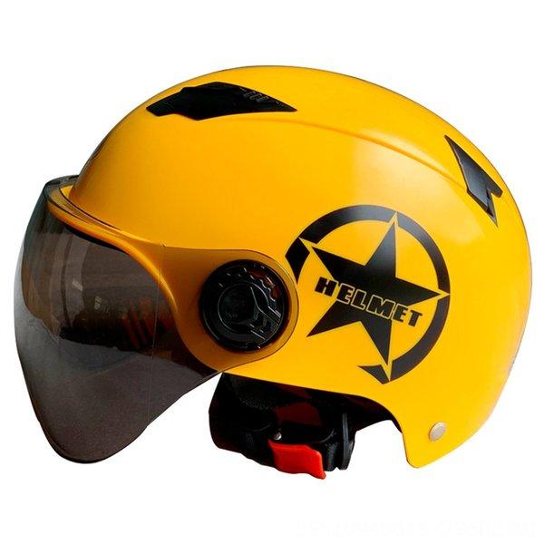 yellow [Harley Brown Mirror]]