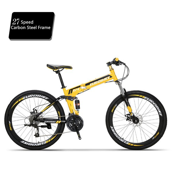 27 Speed A yellow