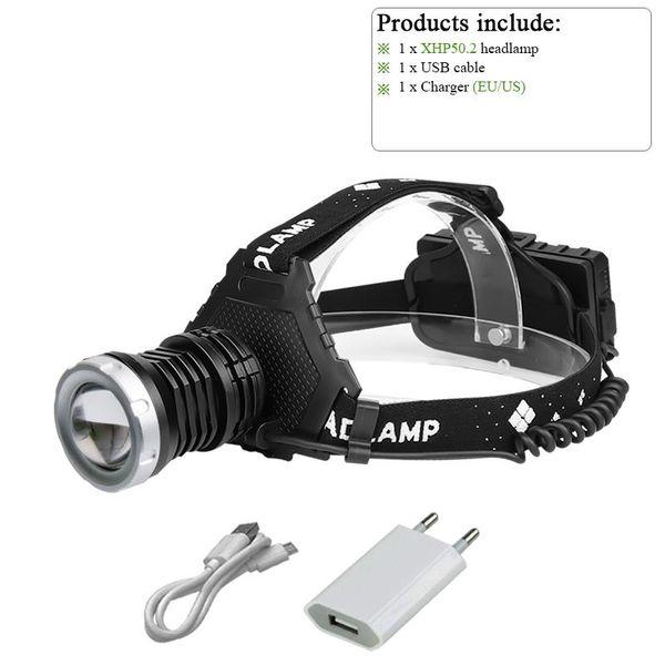 XHP50.2 B Black