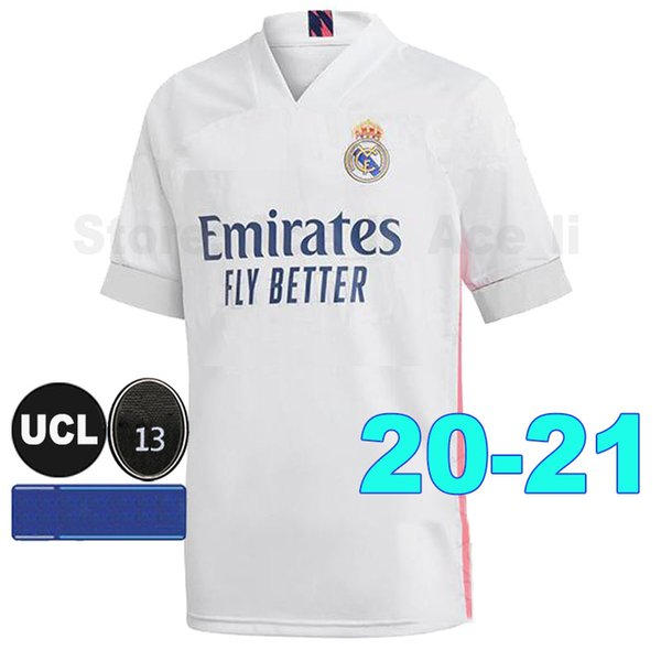 20-21 Home + patch UCL