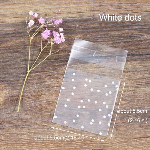 5.5x5.5cm white