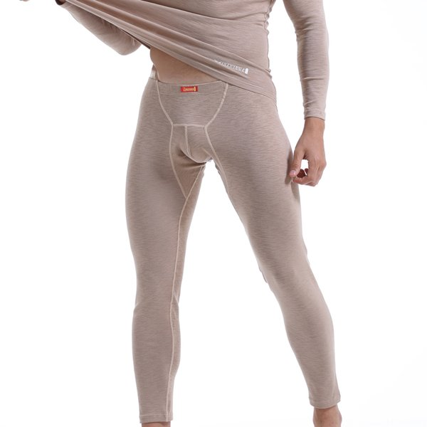 Deve Renk Tek Sonbahar Pantolon
