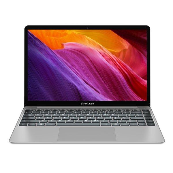 top popular Teclast F7 Plus Laptop 14 inch 8GB RAM 256GB SSD Windows 10 Intel Gemini Lake N4100 Quad Core 1920 x 1080 Ultra Thin Notebook 2020