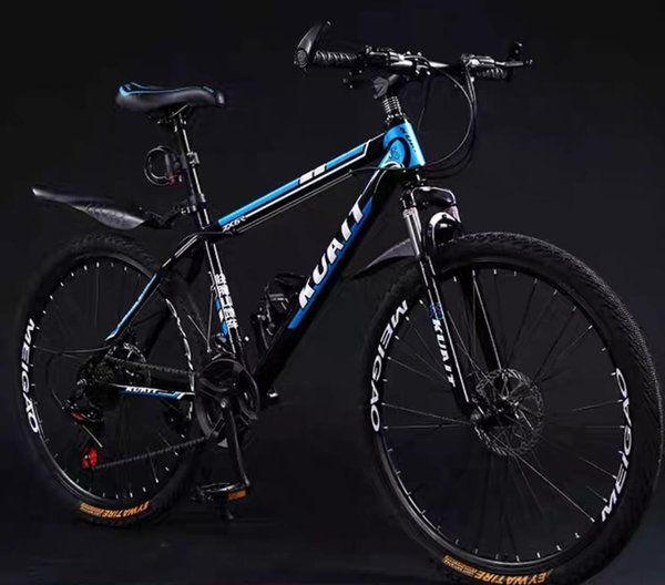 BLUE-21 speed