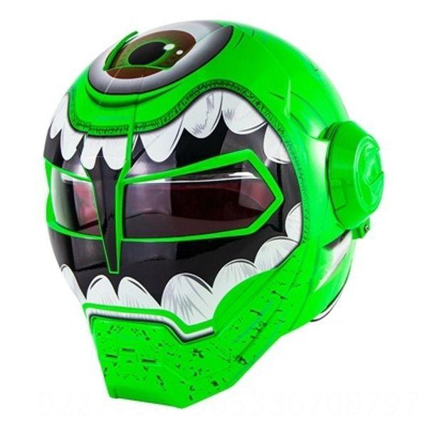 Monstro Big Eye verde