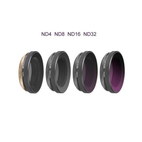 ND4 ND8 ND16 ND32