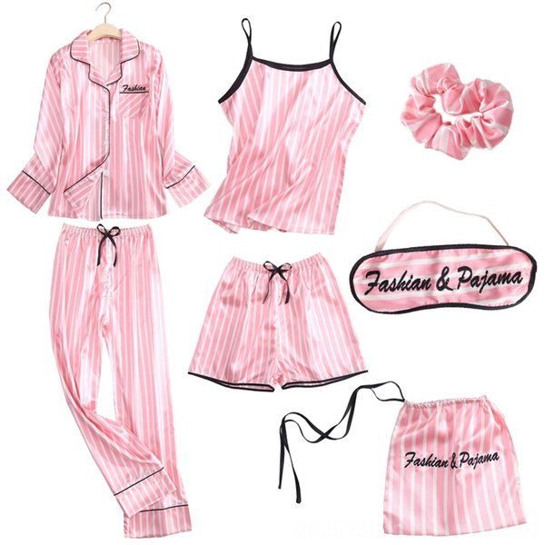 # 6507 rayures roses