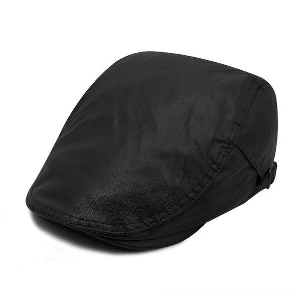 Noir Style 2 réglable Cap Circumferen